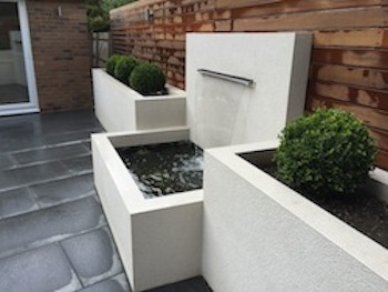 water features and garden features Essex